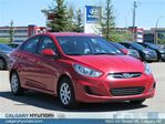 2013 Hyundai Accent GL Heated Seats Air Conditioning Power Group in Calgary, Alberta
