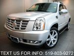 2010 Cadillac Escalade EXT AWD LUXURY PKG w/ NAVIGATION! LTHR SUNROOF! BOARDS in Guelph, Ontario