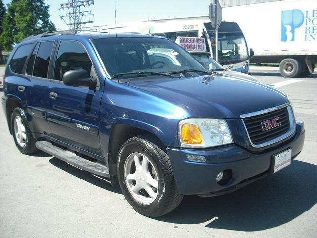 2004 gmc envoy lachine quebec used car for sale. Black Bedroom Furniture Sets. Home Design Ideas