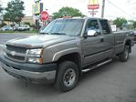 2003 Chevrolet Silverado 2500            in Lachine, Quebec