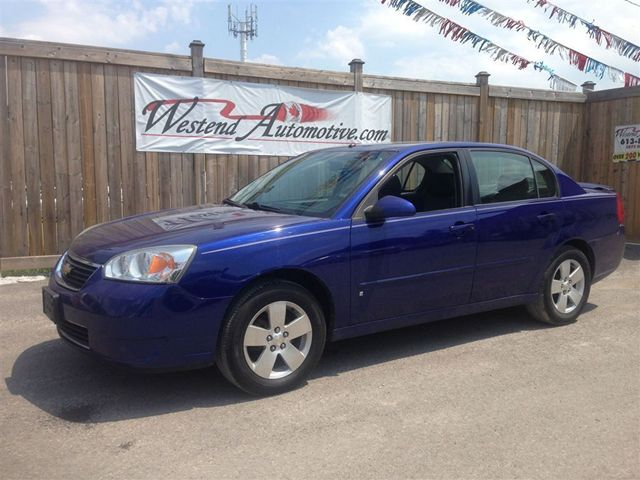 2007 chevrolet malibu lt stittsville ontario used car for sale. Cars Review. Best American Auto & Cars Review