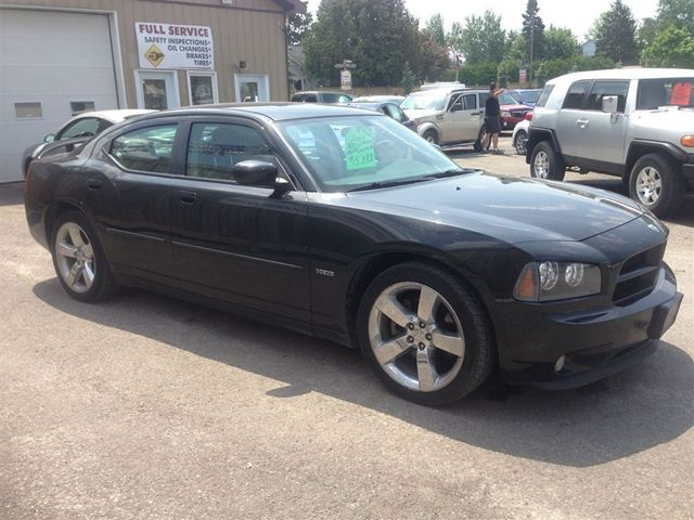 2007 dodge charger r t stittsville ontario used car for sale. Black Bedroom Furniture Sets. Home Design Ideas