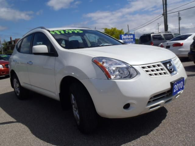 2010 nissan rogue s awd beamsville ontario used car for sale. Black Bedroom Furniture Sets. Home Design Ideas