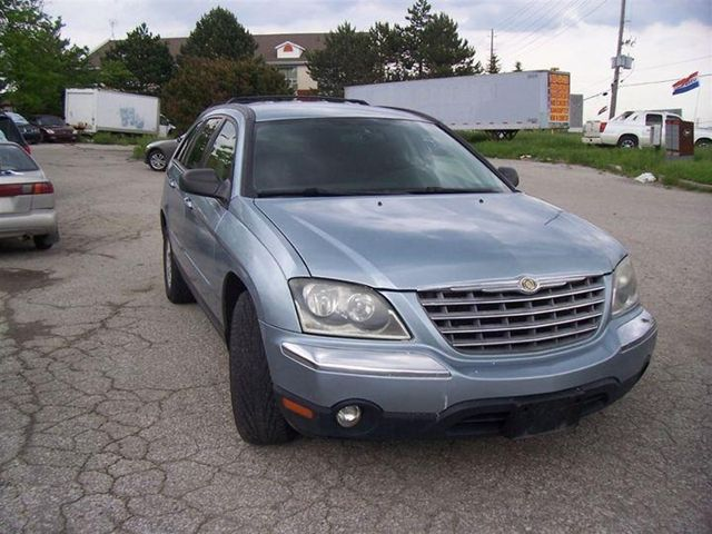 2004 chrysler pacifica 7 passanger vaughan ontario used car for. Cars Review. Best American Auto & Cars Review