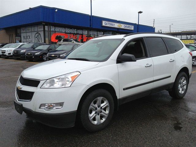 2009 Chevrolet Traverse Chevy Review Ratings Specs