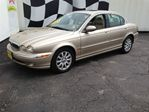 2003 Jaguar X-Type AWD in Burlington, Ontario