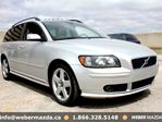 2006 Volvo V50 T5 Sunroof, Power Heated Seats! in Edmonton, Alberta