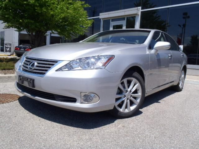 2010 lexus es 350 mississauga ontario used car for sale. Black Bedroom Furniture Sets. Home Design Ideas