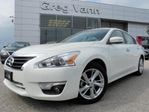 2013 Nissan Altima 2.5 SL PureDrive CVT w/NAV,Leather,Climate Ctrl in Cambridge, Ontario