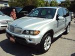 2004 BMW X5 4.4i SPORT PACKAGE PANORAMIC ROOF XTRA CLEAN in Ottawa, Ontario