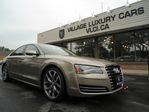 2011 Audi A8 **Accident free*Balance of Factory Warrenty** in Markham, Ontario