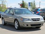 2008 Hyundai Sonata GLS V6 Leather Sunroof Heated Seats Loaded in Calgary, Alberta