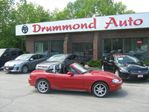 2000 Mazda MX-5 Miata Convertible in Owen Sound, Ontario