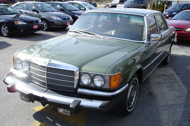 1975 mercedes benz 400 class 450 sel scarborough for Mercedes benz scarborough