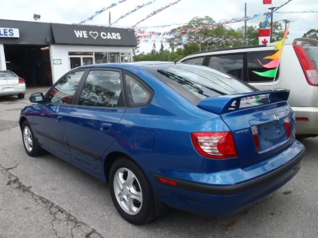 2005 hyundai elantra gt scarborough ontario used car. Black Bedroom Furniture Sets. Home Design Ideas