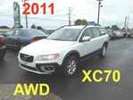 2011 Volvo XC70 3.2     AWD  4X4   automatique   pneus neuf in Acton Vale, Quebec