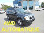 2009 Ford Escape XLT Automatic 3.0L  AWD in Acton Vale, Quebec