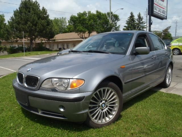 2003 bmw 3 series 330xi awd sport package scarborough. Black Bedroom Furniture Sets. Home Design Ideas