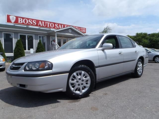 2004 chevrolet impala oshawa ontario used car for sale. Cars Review. Best American Auto & Cars Review