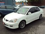 2005 Mitsubishi Lancer Ralliart HARD TO FIND. 5SPEED FULL-LOAD in Ottawa, Ontario
