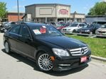 2011 Mercedes-Benz C250 4MATIC SPORT + PREM PKG CANADIAN ONE OWNER in Scarborough, Ontario