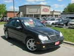 2007 Mercedes-Benz C-Class C280  4MATIC AVANTGARDE EDITION NO ACCIDENT in Scarborough, Ontario