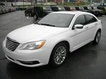2012 Chrysler 200 LIMITED in Halifax, Nova Scotia