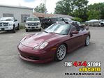 2000 Porsche 911 CARRERA 4 CABRIOLET GEMBALLA LEATHER LOADED 6 SPEED MANUAL in Carleton Place, Ontario