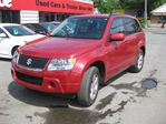 2011 Suzuki Grand Vitara JX Auto 4wd loaded in Ottawa, Ontario