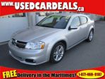 2012 Dodge Avenger Sxt Auto Air Alloys Fully Equipped Crusie in Saint John, New Brunswick