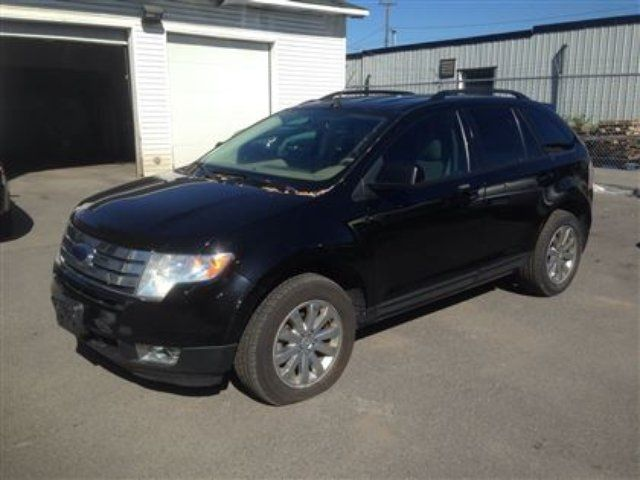 2007 ford edge sel ottawa ontario used car for sale. Black Bedroom Furniture Sets. Home Design Ideas