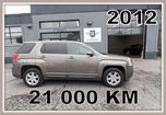 2012 GMC Terrain SLE-1 + AWD + MARQUAGE+ANTIROUILLE in La Prairie, Quebec