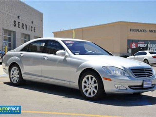 2007 mercedes benz s class base london ontario used car for Mercedes benz s class 2007
