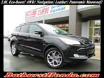 2013 Ford Escape SEL! Factory Warranty! Navigation! Leather! Power Moonroof! in Bathurst, New Brunswick