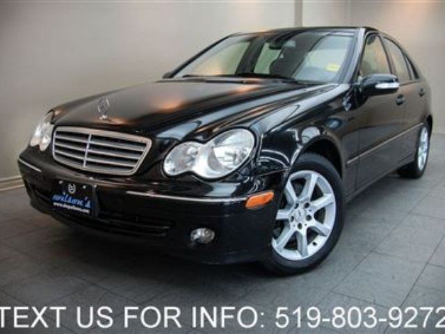 2006 mercedes benz c class c280 4matic awd leather for 2006 mercedes benz c280 4matic