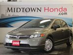 2008 Honda Civic DX-G (A5) - One Owner, Low Mileage! in North York, Ontario
