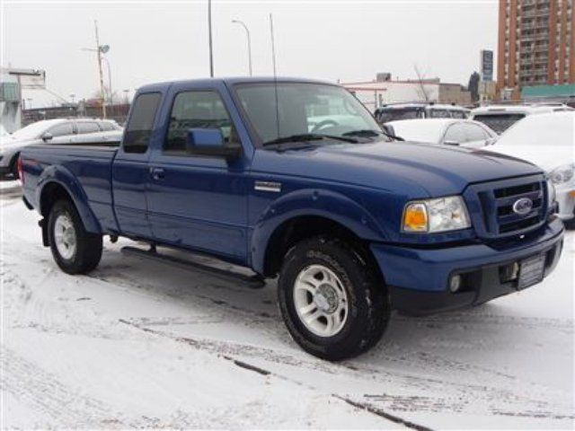2007 ford ranger sport super cab 3 0l 5 speed calgary alberta used car for sale. Black Bedroom Furniture Sets. Home Design Ideas