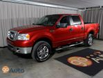 2007 Ford F-150 XLT 4x4 SuperCrew Cab Styleside 5.5 ft. box 139 in. WB in Edmonton, Alberta