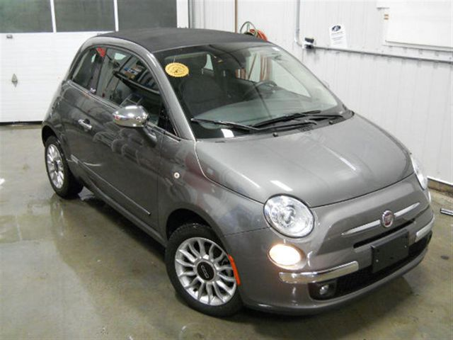 2012 fiat 500 c lounge decapotable saint jean sur richelieu quebec used car for sale. Black Bedroom Furniture Sets. Home Design Ideas