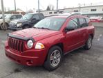 2008 Jeep Compass Sport/North  autom toit elect   awd 4x4 in Chateauguay, Quebec