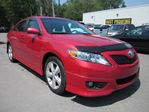 2010 Toyota Camry SE, ONLY 25K, HTD. LEATHER, ROOF, MINT! in Stittsville, Ontario
