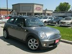 2010 MINI Cooper ONE OWNER   PANORAMIC SUNROOF in Scarborough, Ontario