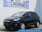 2011 Hyundai Tucson Limited in Victoria, British Columbia