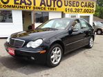 2002 Mercedes-Benz C-Class $ 4 9 9 5 / C320 / LEATHER / ROOF / ALLOYS / LOADE in Scarborough, Ontario
