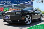 2009 Dodge Challenger Black R/T HEMI 6-Speed in Richmond Hill, Ontario