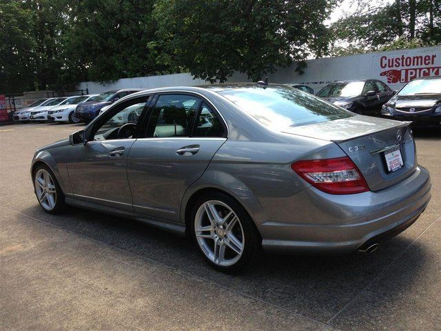 2010 mercedes benz c class c350 4matic vancouver for Mercedes benz c350 2010