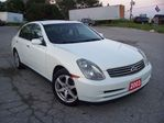 2003 Infiniti G35 Luxury/ Mint condition in Vaughan, Ontario