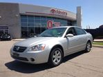 2002 Nissan Altima SL LEATHER, ROOF, POWER GROUP in Brampton, Ontario
