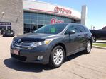 2012 Toyota Venza premium package leather roof one Owner in Brampton, Ontario
