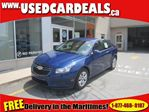2012 Chevrolet Cruze Lt Turbo Air Fully Equipped Cruise in Saint John, New Brunswick